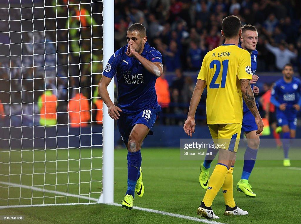 Leicester City FC v FC Porto - UEFA Champions League : News Photo