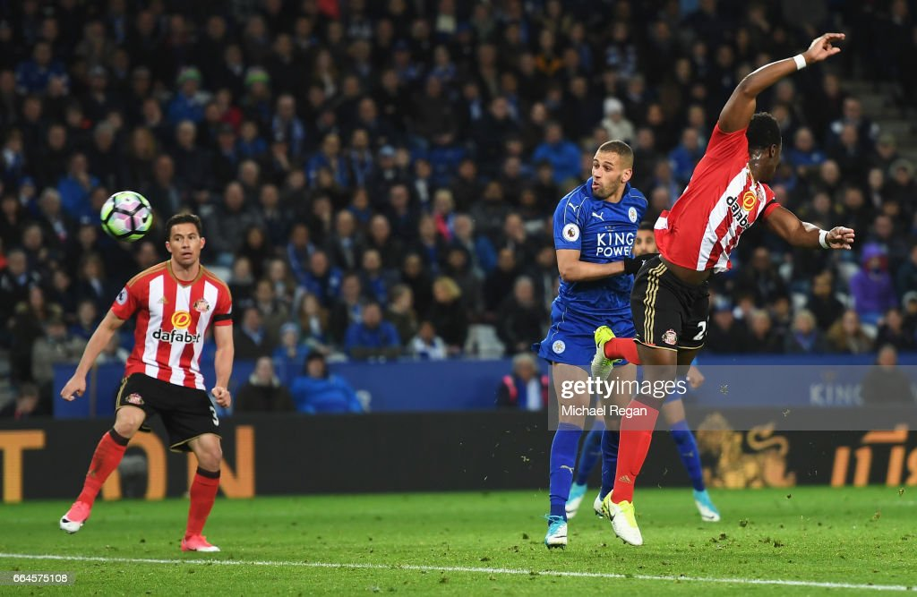 Leicester City v Sunderland - Premier League