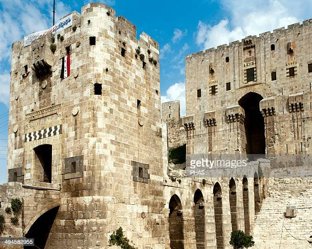 islamic art The Citadel of Aleppo The majority of the construction as it stands today is thought to originate from the Ayyubid period 13th15th...