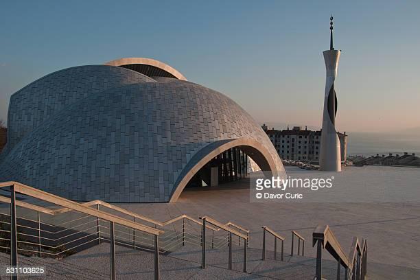 islamic center in rijeka - rijeka stock pictures, royalty-free photos & images