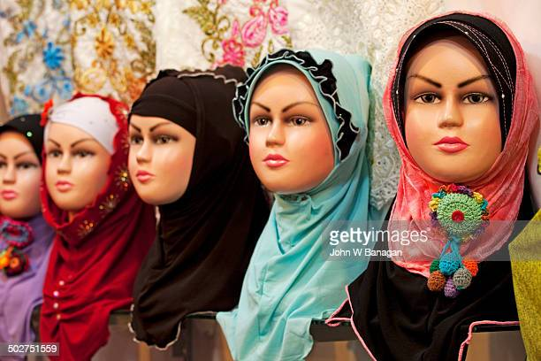 islamic fashion, indonesia - womenswear stock pictures, royalty-free photos & images