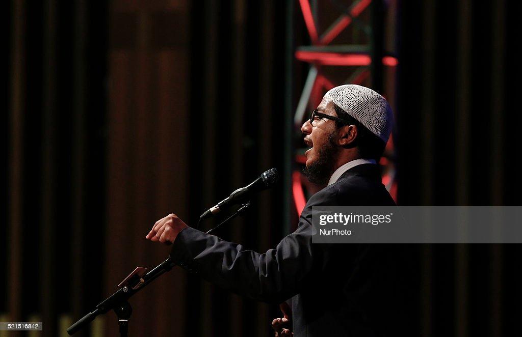 Public Talk by Fariq Naik & Kamarudin Abdullah : News Photo