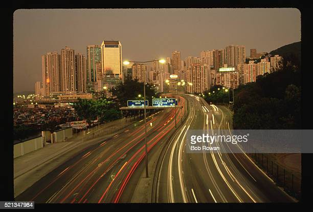 island eastern corridor highway - 20th century stock pictures, royalty-free photos & images