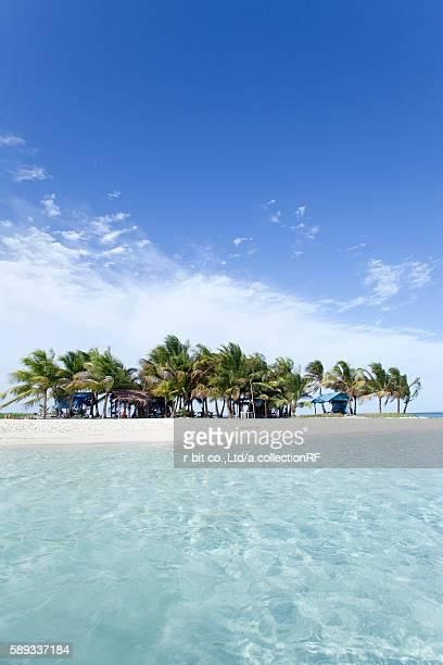 Island, Guadelupe, Saint Barthelemy