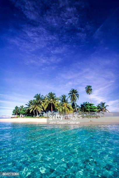 Island in the Mentawai Islands