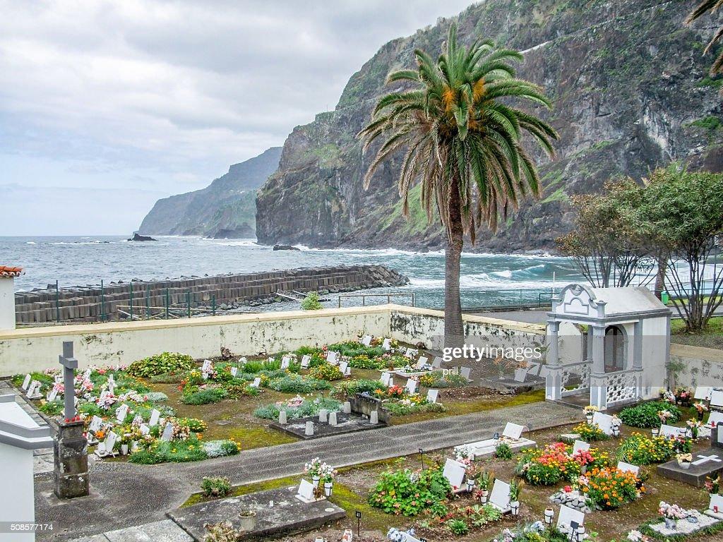 Island named Madeira : Stockfoto