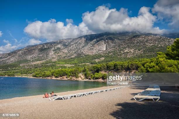 Island of Brac, Dalmatia, Croatia