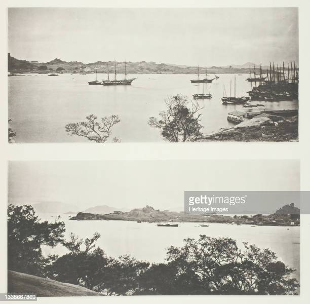 Island of Kulangsu, circa 1868. A work made of collotype, pl. Xii from the album 'illustrations of china and its people, volume ii' . Artist John...