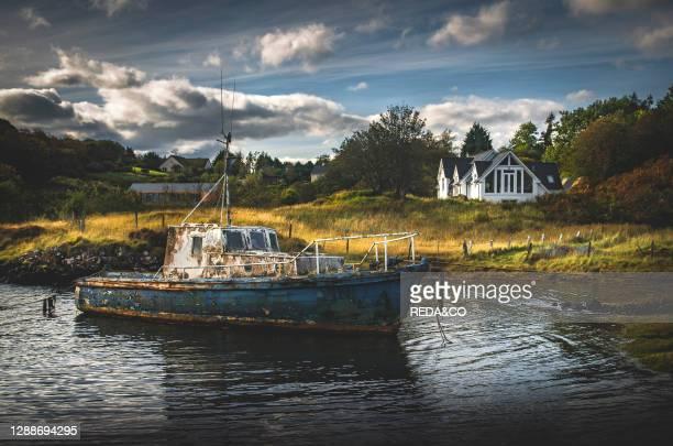 Island of Skye, Highlands, Scotland, United Kingdom, Europe.