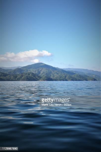 island - land in sicht stock-fotos und bilder