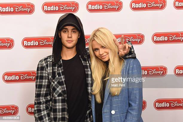 DISNEY Island Records' platinum recording artist Justin Bieber visited Radio Disney Studios to talk about his latest single What Do You Mean which...