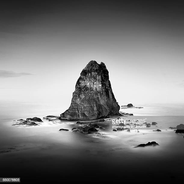 Island stone of Papuma