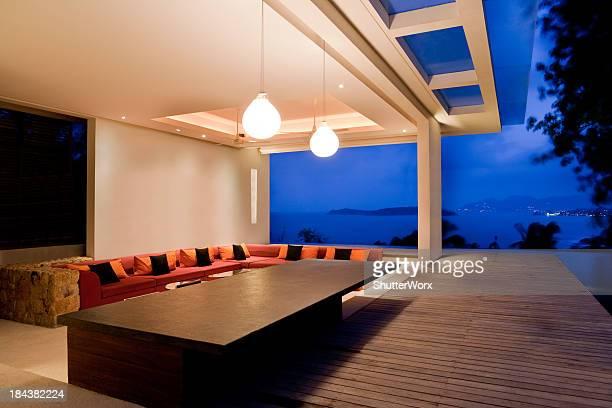 villa island - accessorio per le lampade foto e immagini stock