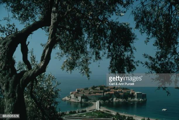 Island Village of Sveti Stefan