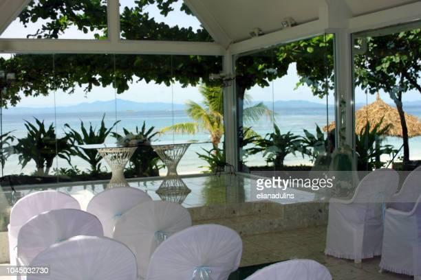 Island wedding chapel