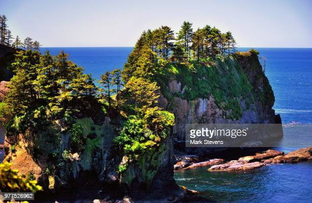 Islands at Cape Flattery