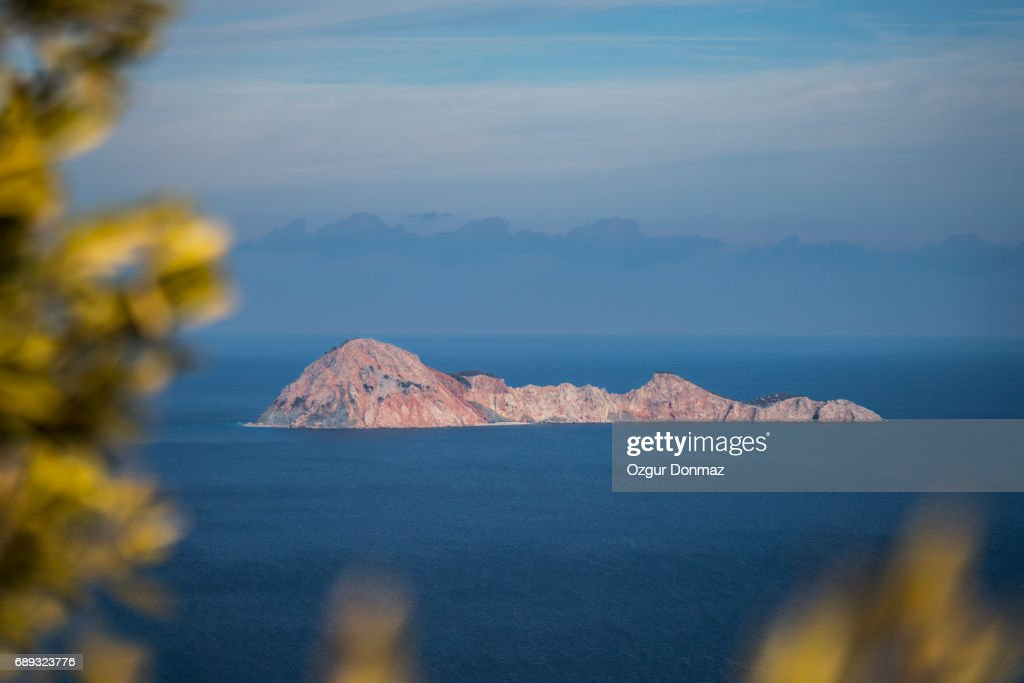 Islands Near Adrasan, Turkey : Stock Photo