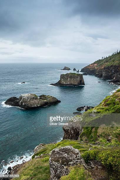 Islands of the coast