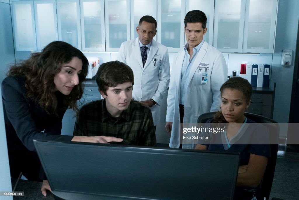 "ABC's ""The Good Doctor"" - Season One : Nyhetsfoto"