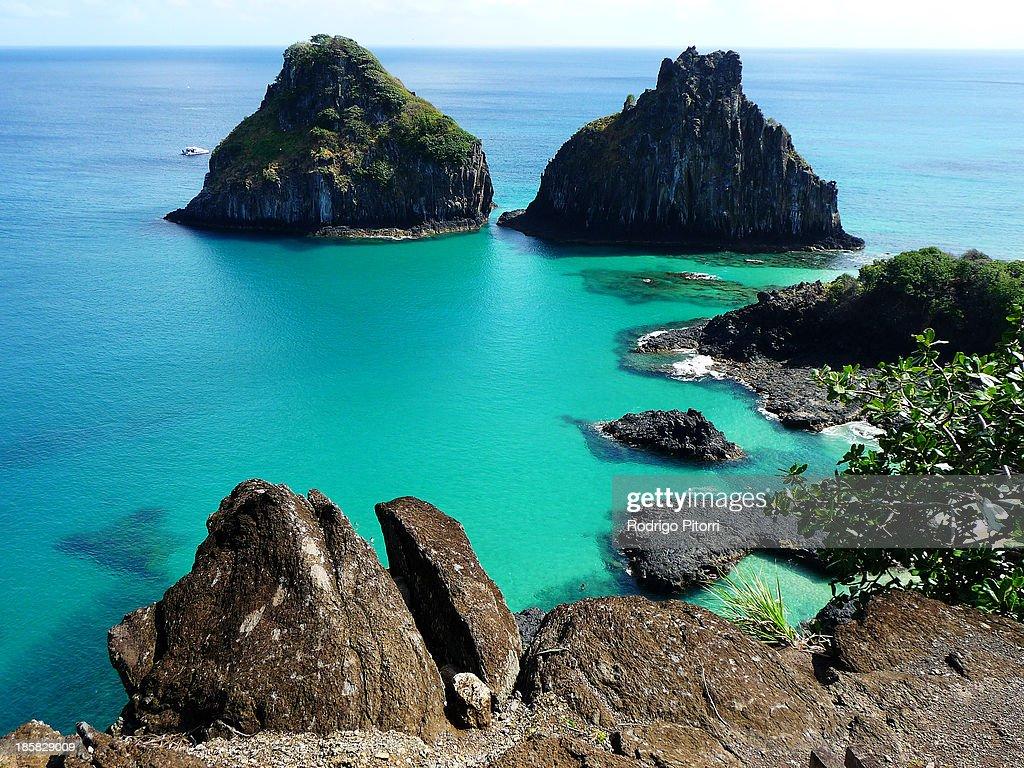 Islands : Foto de stock