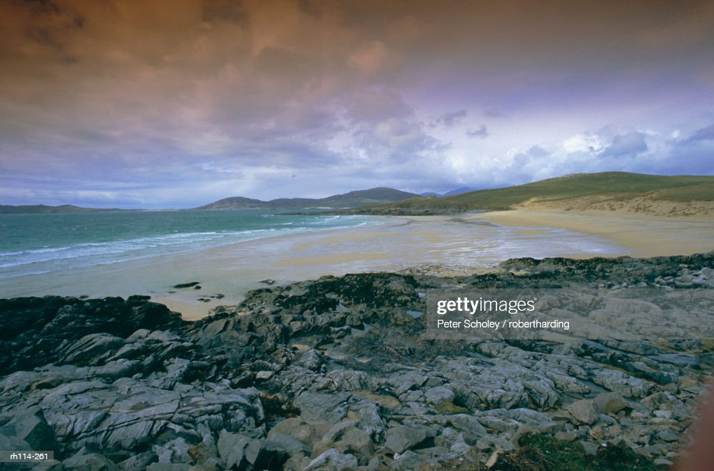 Isle of Harris, Outer Hebrides, Western Isles, Scotland, UK, Europe : Foto de stock