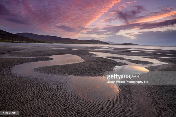 Isle of Harris, Seilebost, Lusketyre Bay