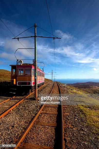 Isle of Man Historic Train