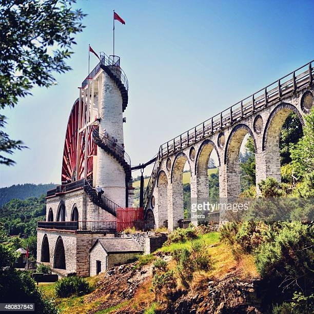 Isle of Man, Laxey, Laxey Wheel