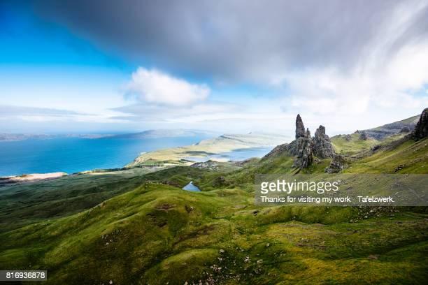 Isle of Skye, Old Man of Storr