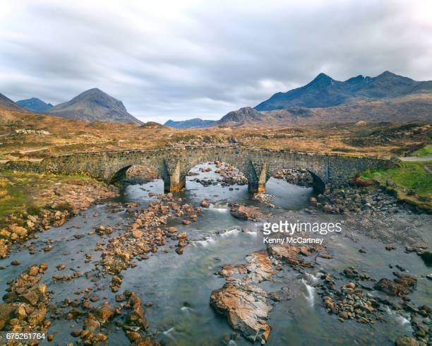 Isle of Skye - Sligachan Old Bridge