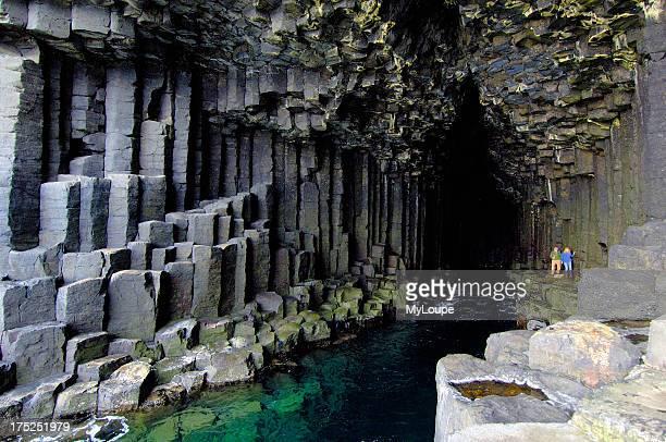 Isle of Staffa, Inner Hebrides, Argyll and Bute, Mull, Scotland, United Kingdom, Europe
