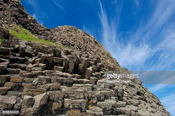 Isle of Staffa, Inner Hebrides, Argyll and Bute, Mull, Scotland, United Kingdom, Europe.
