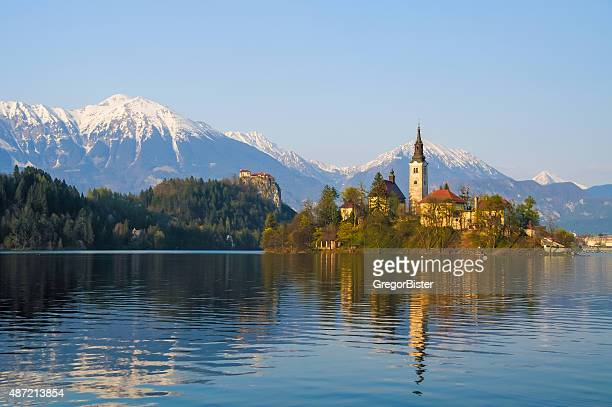 Isle on Bled
