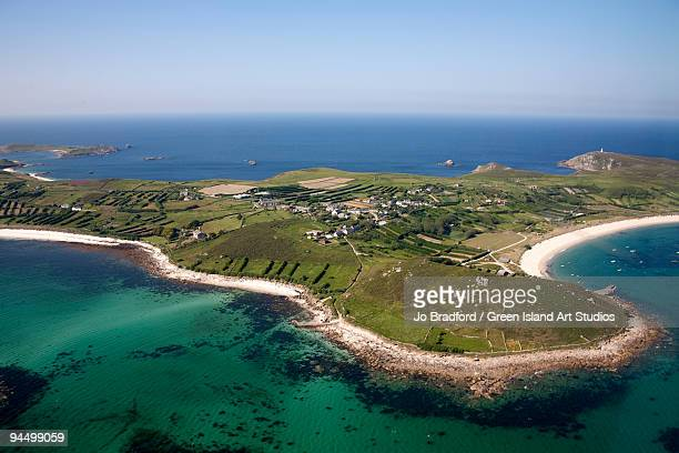 isles of scilly - isles of scilly stock pictures, royalty-free photos & images