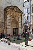 montpellier france porte disly is old