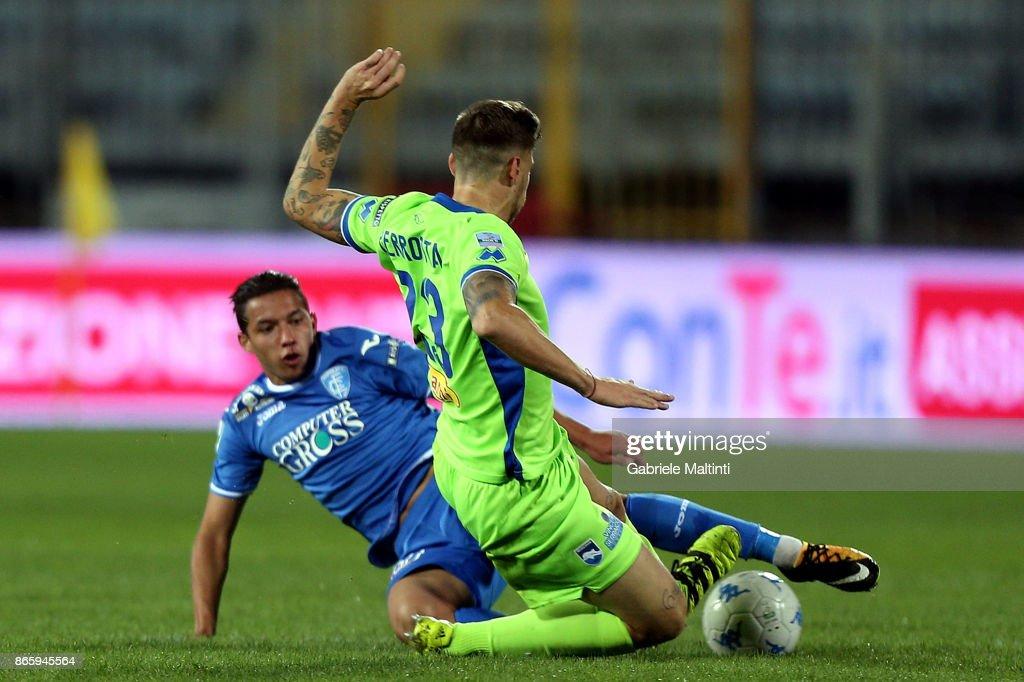 Empoli FC v Pescara Calcio - Serie B
