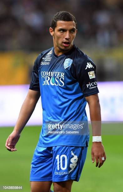 Ismael Bennacer of Empoli Fc looks on during the Serie A match between Parma Calcio and Empoli at Stadio Ennio Tardini on September 30 2018 in Parma...