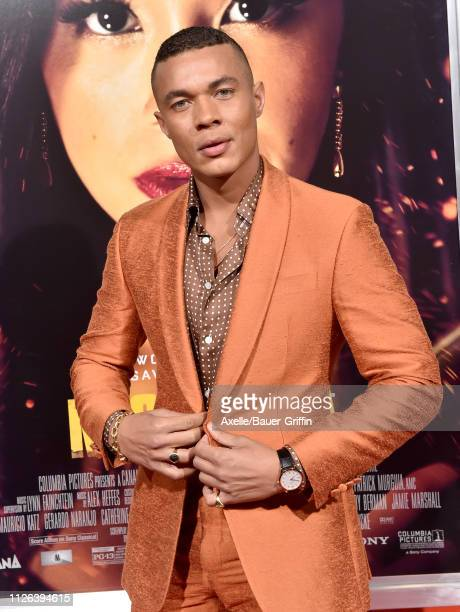 Ismael Cruz Cordova attends the premiere of Columbia Pictures' 'Miss Bala' at Regal LA Live Stadium 14 on January 30 2019 in Los Angeles California