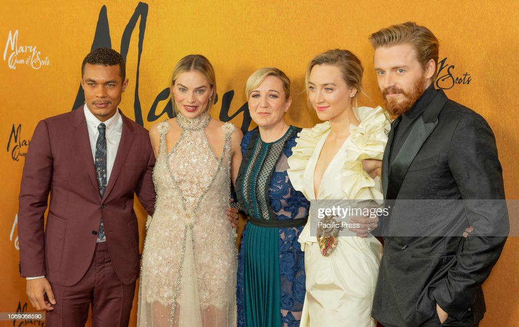Ismael Cruz Cordova, Margot Robbie, Josie Rourke, Saoirse... : News Photo