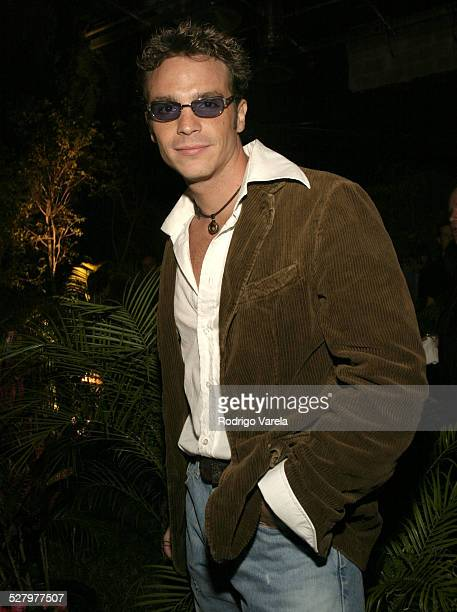 Ismael La Rosa during Angel Rebelde Telenovela/Soap Opera Photocall at Fono Video Studios in Miami Florida United States