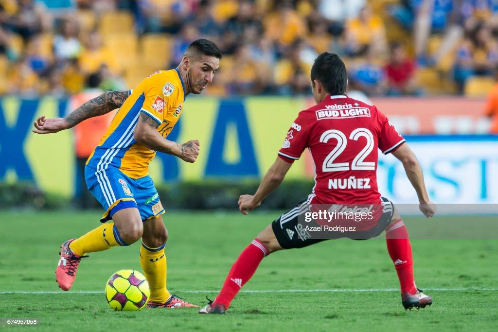 Tigres UANL v Tijuana - Torneo Clausura 2017 Liga MX : News Photo