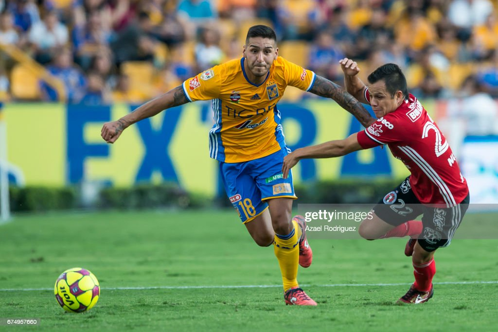 Tigres UANL v Tijuana - Torneo Clausura 2017 Liga MX : News Photo