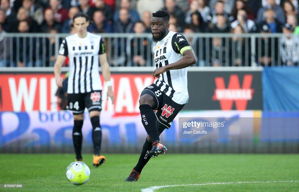 Angers SCO v Paris Saint Germain - Ligue 1