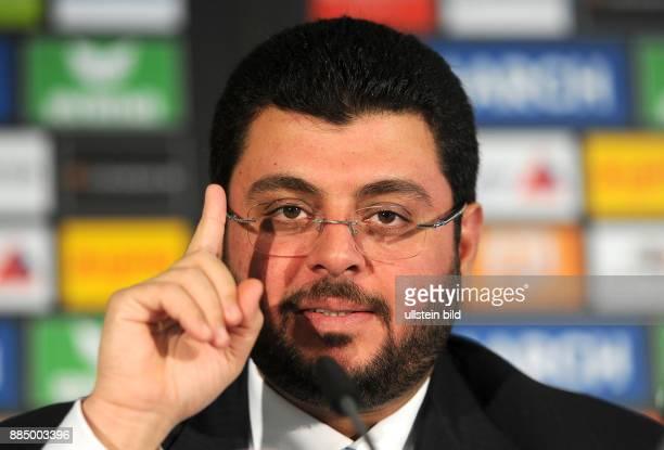 Ismaik Hasan Entrepreneur Jordan investing in German football club TSV 1860 Muenchen