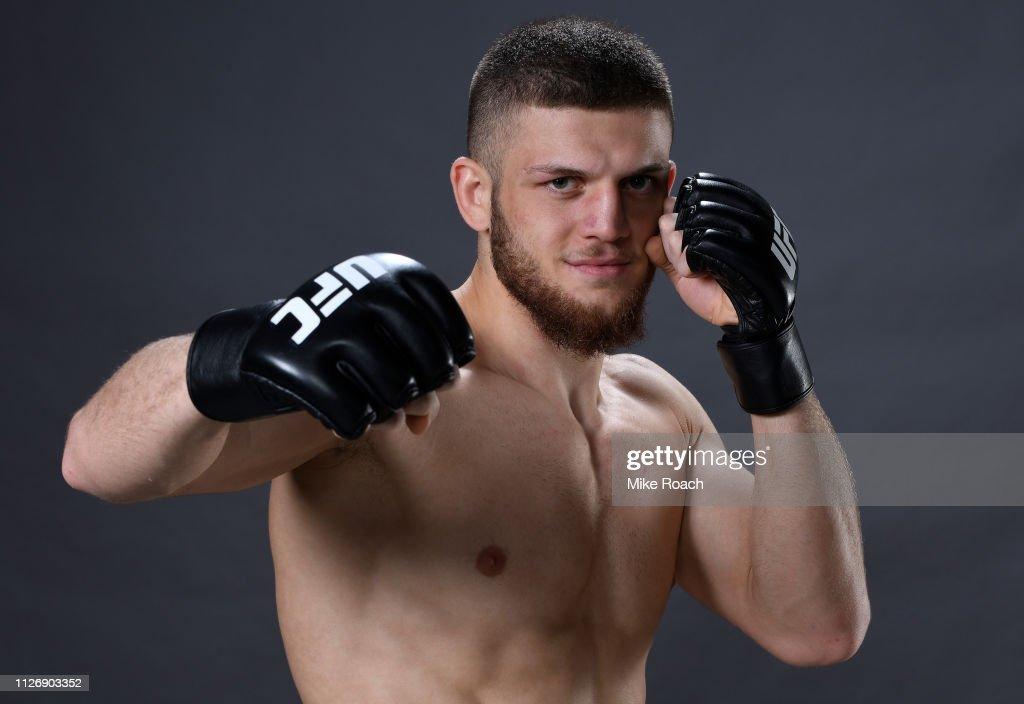 UFC Fight Night: Blachowicz v Santos : News Photo