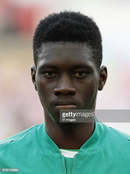 Ismaila Sarr of Senegal during the 2018 FIFA World Cup Russia group H match between Poland and Senegal at the Otkrytiye Arena on June 19 2018 in...
