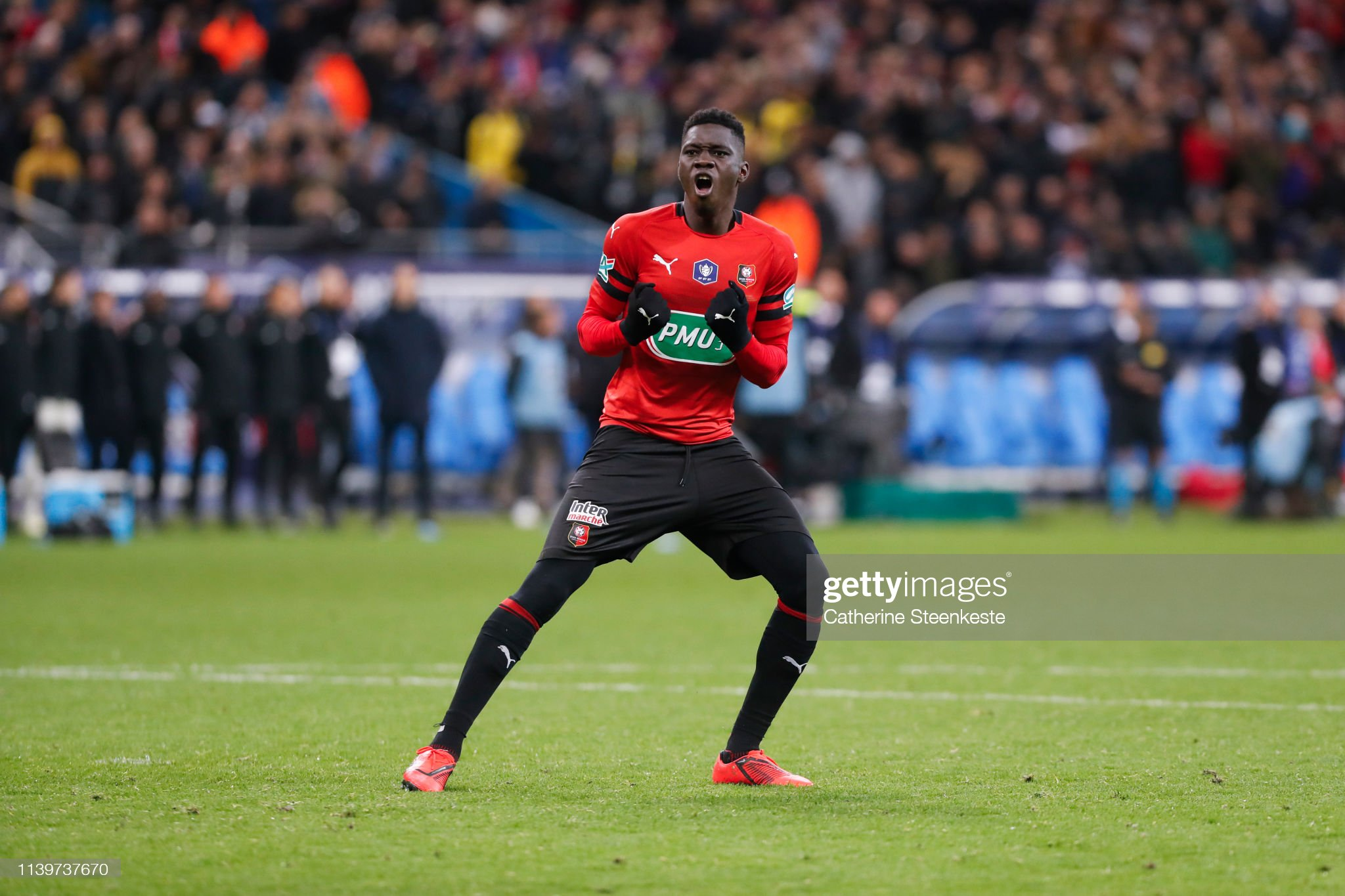 Stade Rennais vs Paris Saint-Germain - Coupe de France Final : News Photo