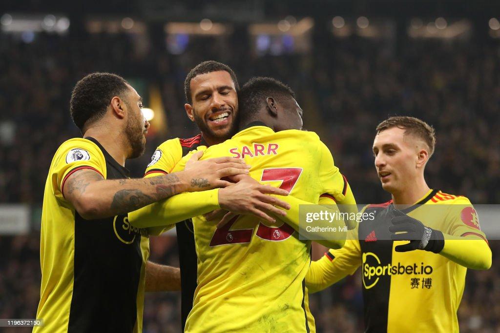 Watford FC v Aston Villa - Premier League : ニュース写真