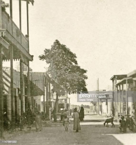 Ismailia, Arab Quarter, Egypt, De Wereld-Toerist, 1900 - 1940
