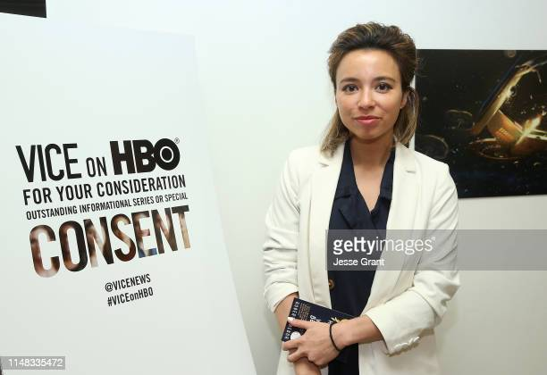 Isobel Yeung Vice on HBO Correspondent and Producer attends the VICE on HBO Emmy FYC Event on May 10 2019 in Beverly Hills California